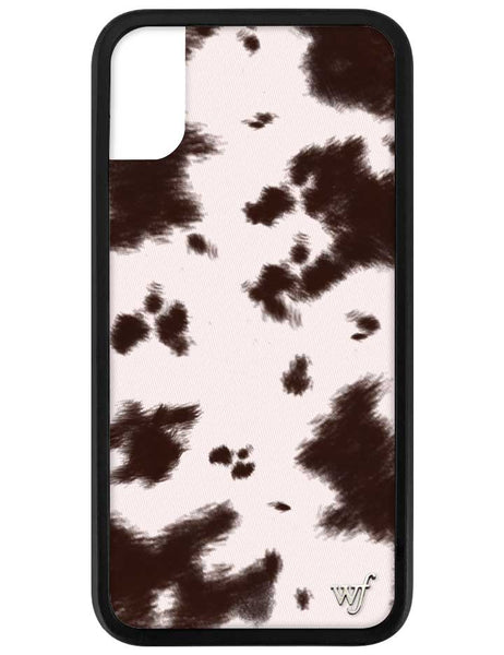 Cowhide iPhone X/Xs Case