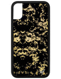 Black Gold iPhone X/Xs Case