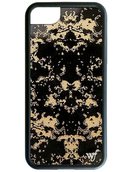 Black Gold iPhone SE/6/7/8 Case
