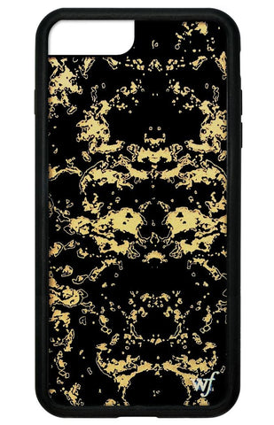 Black Gold iPhone 6+/7+/8+ Plus Case