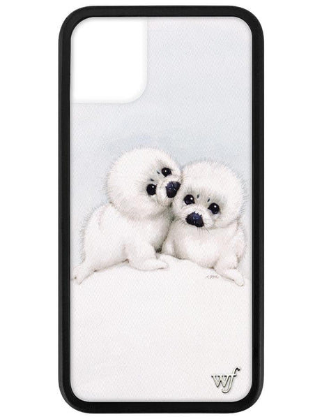Baby Seals iPhone 11 Case