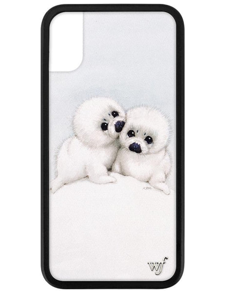 Baby Seals iPhone X/Xs Case