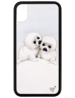 Baby Seals iPhone Xr Case