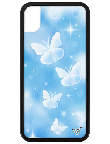 Butterfly Sky iPhone Xr Case