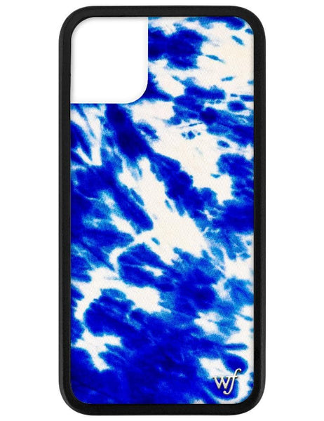 Blue Tie Dye iPhone 11 Case