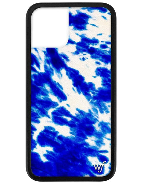 Blue Tie Dye iPhone 11 Pro Case