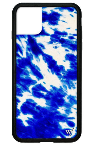 Blue Tie Dye iPhone 11 Pro Max Case