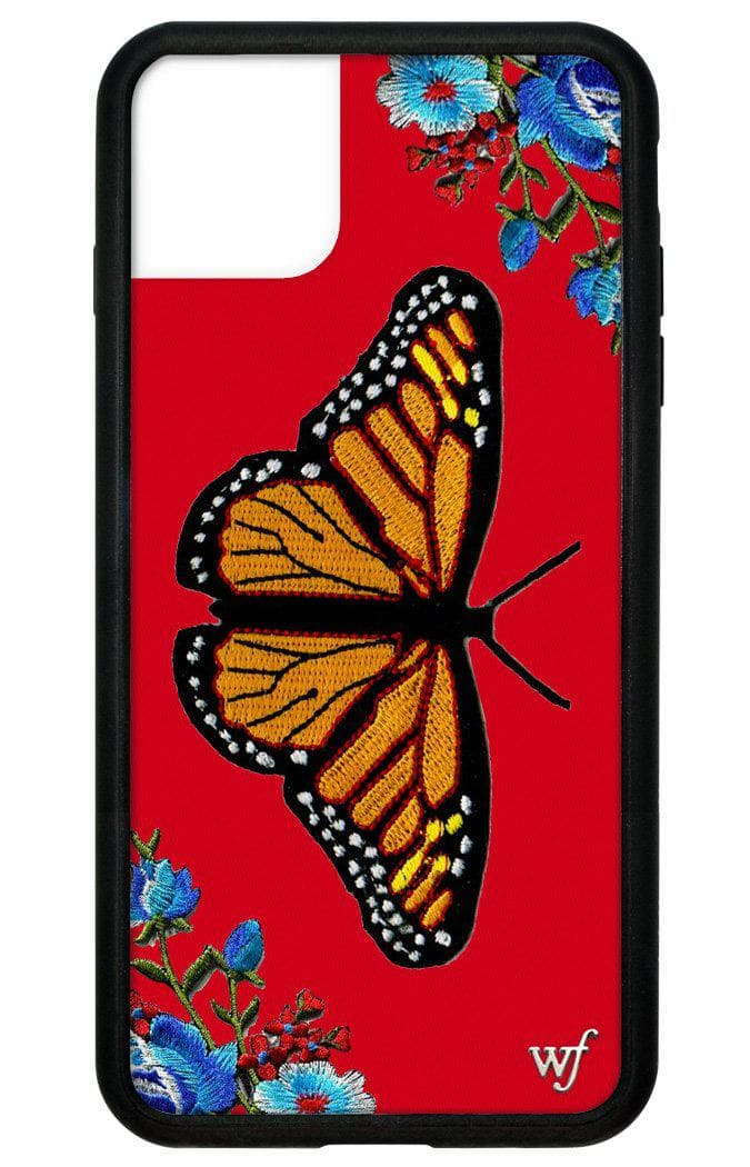 Butterfly Iphone 11 Pro Max Case Wildflower Cases