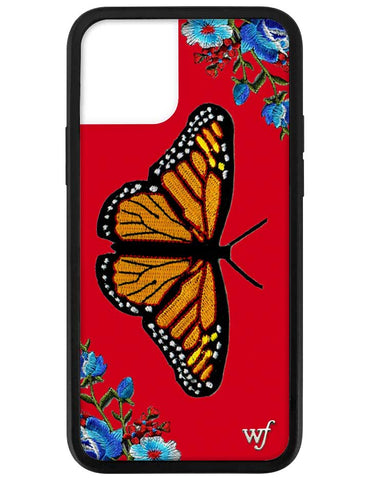 Butterfly iPhone 12 Pro Case