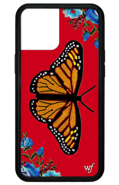 Butterfly iPhone 12 Pro Max Case