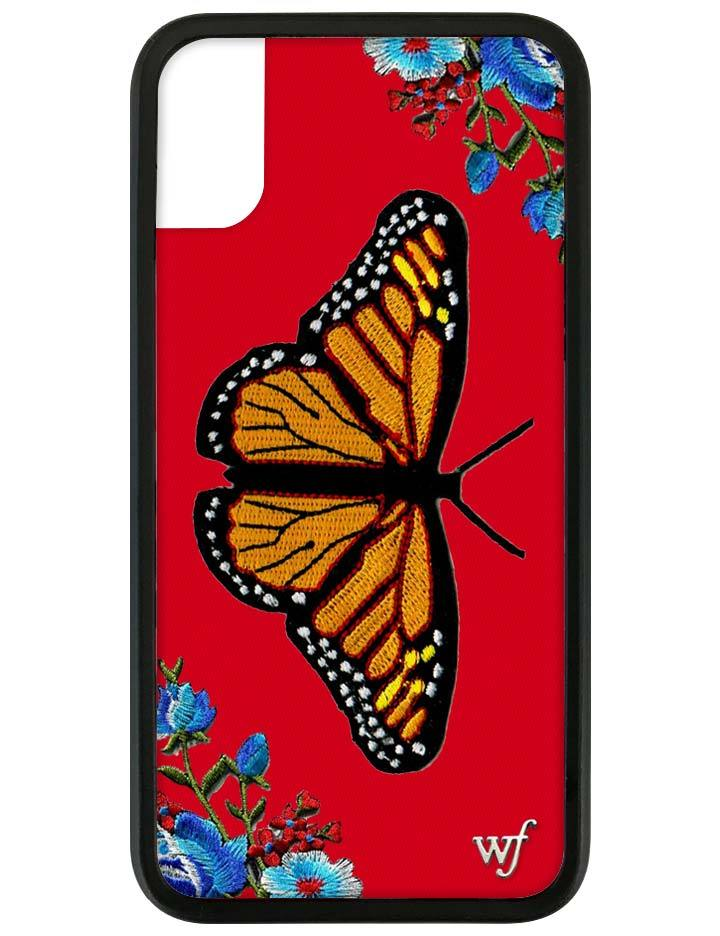Butterfly iphone xxs case from wildflower cases 35