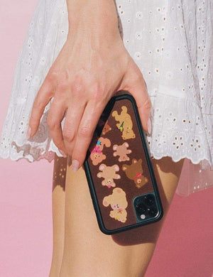 Bear-y Cute iPhone 11 Pro Max Case