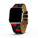 Black Cherries Apple Watch Band
