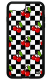 Cherry Checkers iPhone 6+/7+/8+ Plus Case