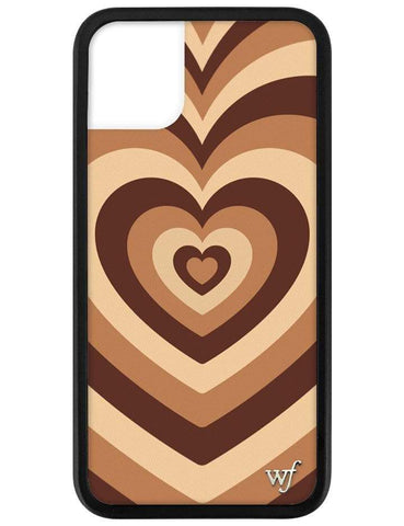 Latte Love iPhone 11 Case