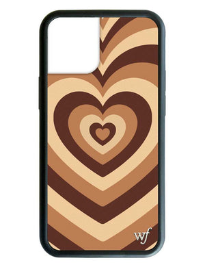 Latte Love iPhone 12 Case