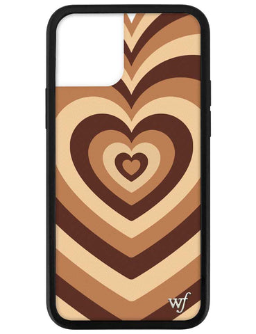 Latte Love iPhone 12 Pro Case