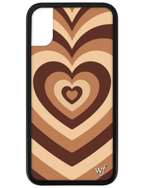 Latte Love iPhone X/Xs Case