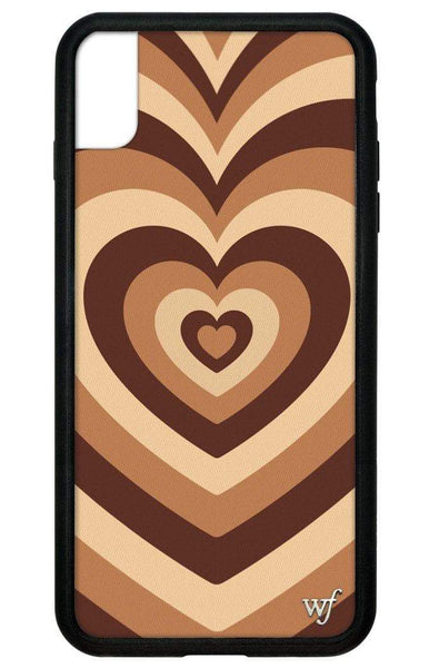 Latte Love iPhone Xs Max Case