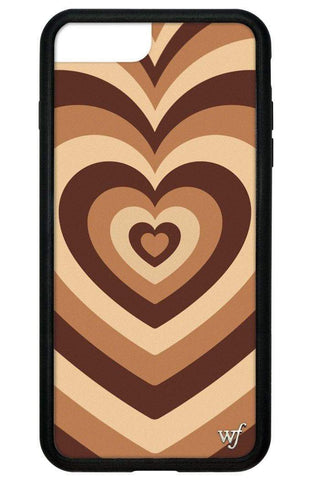 Latte Love iPhone 6+/7+/8+ Plus Case