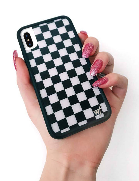 huge selection of baeba a725c Check Plz iPhone X/Xs Case