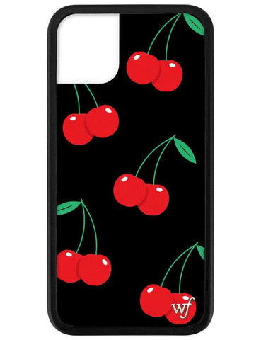 Black Cherry iPhone 11 Case