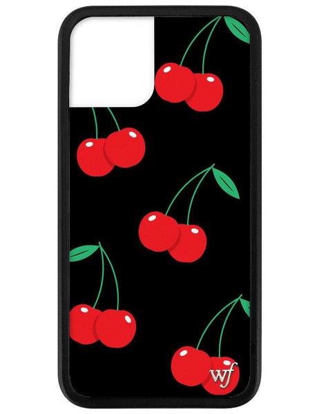 Black Cherry iPhone 11 Pro Case