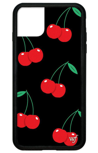 Black Cherry iPhone 11 Pro Max Case