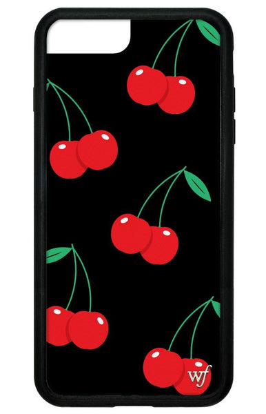 Black Cherry iPhone 6/7/8 Plus Case