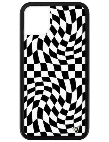 Crazy Checkers iPhone 11 Case