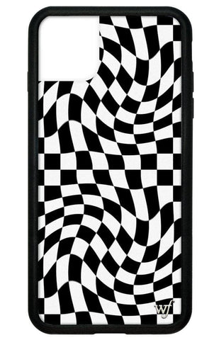 Crazy Checkers iPhone 11 Pro Max Case