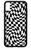 Crazy Checkers iPhone Xs Max Case