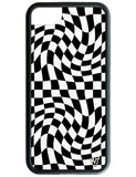 Crazy Checkers iPhone SE/6/7/8 Case
