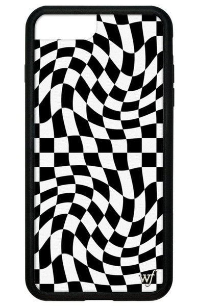 Crazy Checkers iPhone 6+/7+/8+ Plus Case