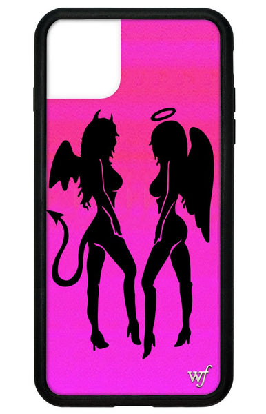 Devil Angel iPhone 11 Pro Max Case