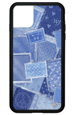 Vintage Denim iPhone 11 Pro Max Case