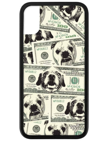 Dolla Dogs iPhone X/Xs Case