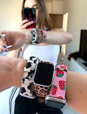 Devon Carlson Apple Watch Bands