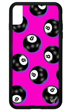 Eight Ball iPhone Xs Max Case