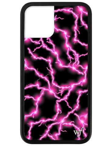 Electric Pink iPhone 11 Pro Case