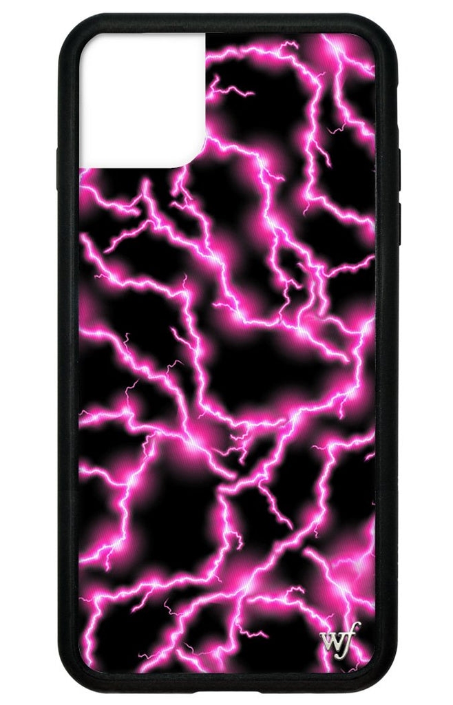 Electric Pink Iphone 11 Pro Max Case