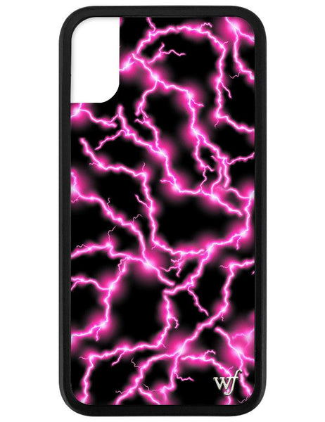 Electric Pink iPhone X/Xs Case