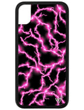 Electric Pink iPhone Xr Case