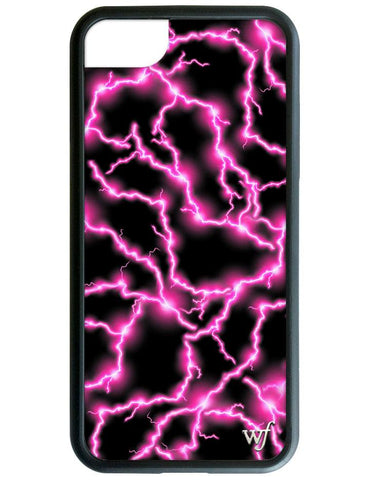 Electric Pink iPhone SE/6/7/8 Case