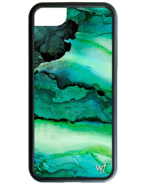 Wildflower Emerald Stone 6 Plus/6s Plus Case