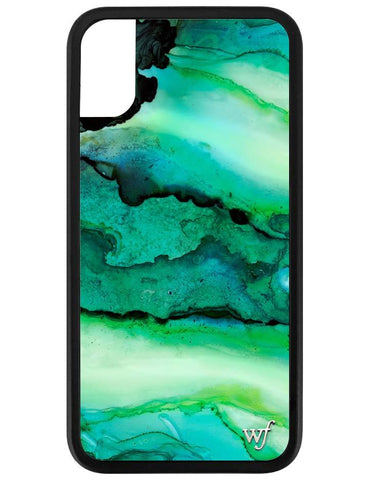 Emerald Stone iPhone X/Xs Case