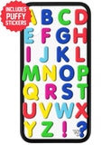 Alphabet Soup iPhone X/Xs Case Includes Stickers