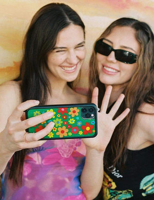 Devon Carlson and Sydney Carlson Bloom iPhone 11 Pro Max Case