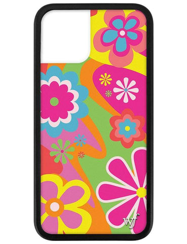 Groovy Flowers iPhone 11 Pro Case
