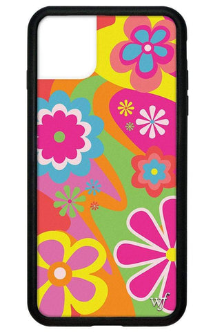 Flower Power iPhone 11 Pro Max Case